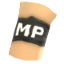 Mike's Military Police Armband